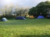 The lovely campsite