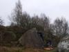 Cratcliffe bouldering