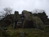 robin hoods stride bouldering